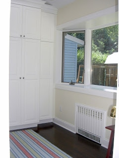 back door mudroom cabinets