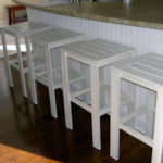 DIY Counter Stools