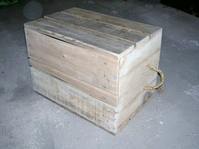 pallet crate base