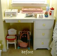 dormer with built in desk