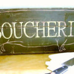 """B"" is for Boucherie"
