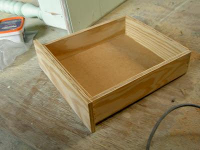 new drawer box