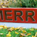 """""""M"""" is for Merry"""