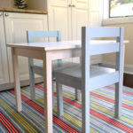 DIY Kids Table with Chairs
