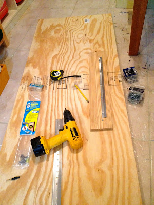 plywood headboard backing