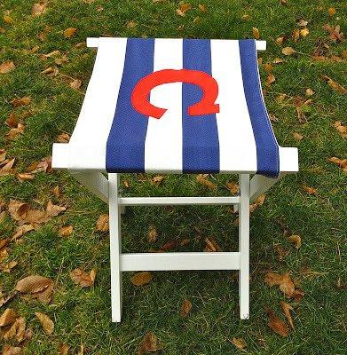 Diy Folding Stool With Canvas Seat Jaime Costiglio