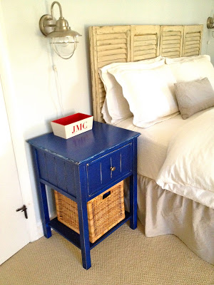 diy painted nightstand makeover