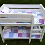 DIY Doll Bunk Beds