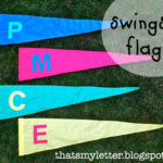 """""""S"""" is for Swingset Flags"""
