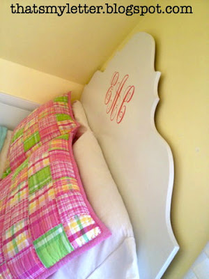 diy carved headboard using MDF