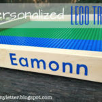 """L"" is for Lego Tray #4"