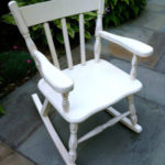 Kid Size Rocking Chair Makeover