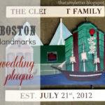 """""""B"""" is for Boston landmarks"""