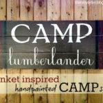 """L"" is for Lumberlander"