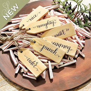 ballard wood tags