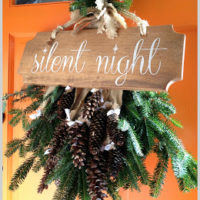 """S"" is for Silent Night"