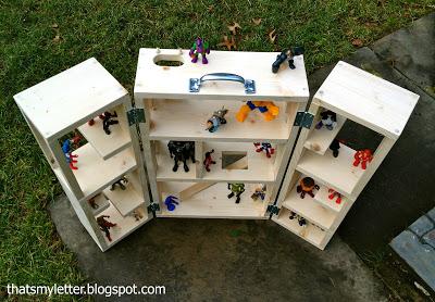 diy superhero playhouse