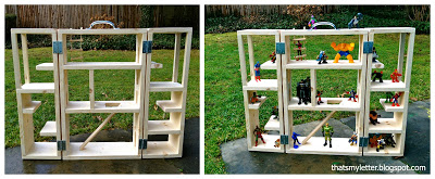 diy portable playhouse