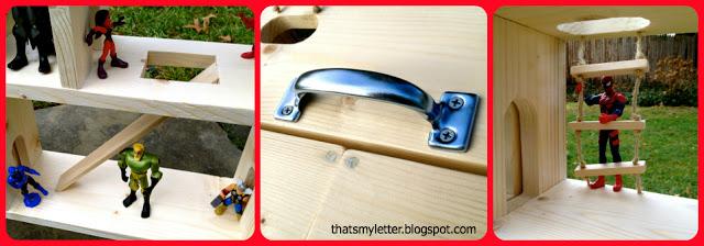playhouse details