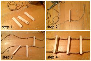 steps to build superhero ladder