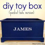 DIY Toy Box #5