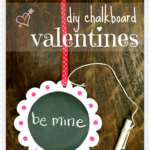 """C"" is for Chalkboard Valentines"