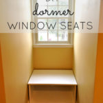 DIY Dormer Window Seats