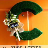 """T"" is for Turf Letter"