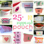 """Z"" is for Zippered Pouch Roundup (25+ ideas)"