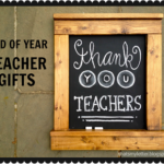 End of Year Teacher Gift