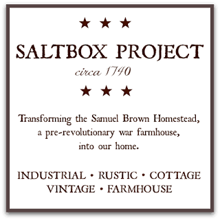 saltbox project primitive farmhouse