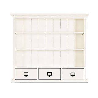 ballard designs 3 drawer hutch
