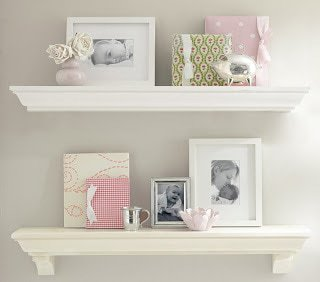 pottery barn kids classic shelving