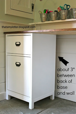 diy kids desk with file cabinet storage