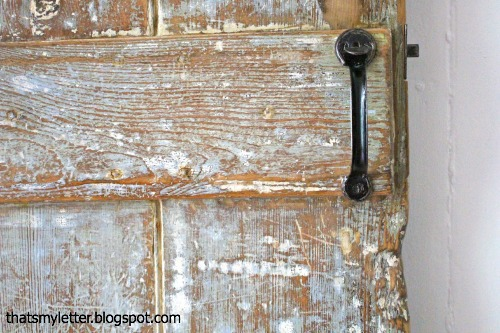 primitive farmhouse door hardware