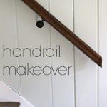 DIY Handrail Makeover