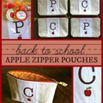 """A"" is for Apple Pouch"