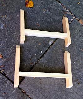 folding desk legs