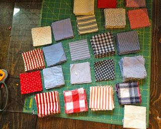 """3"""" fabric squares"""