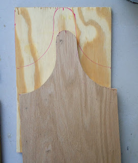 trace one end to make second replica