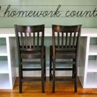 DIY Homework Counter