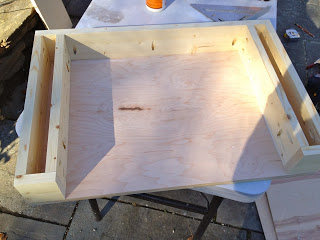 attaching vanity top