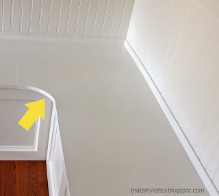 diy kitchen banquette curved corner