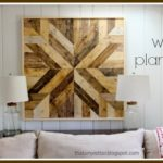 DIY Wood Planked Quilt