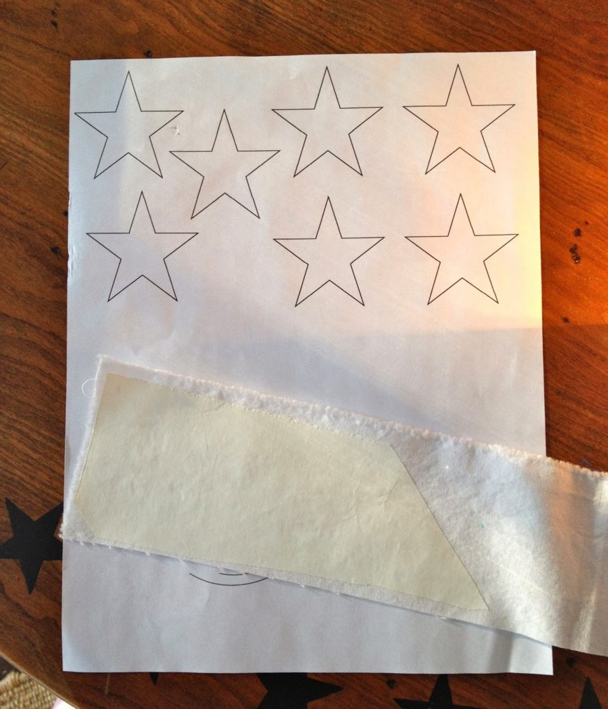print out stars to fit