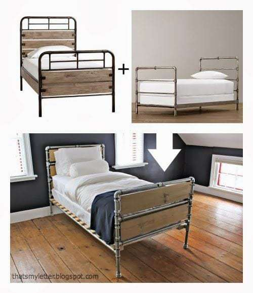 pottery barn owen bed