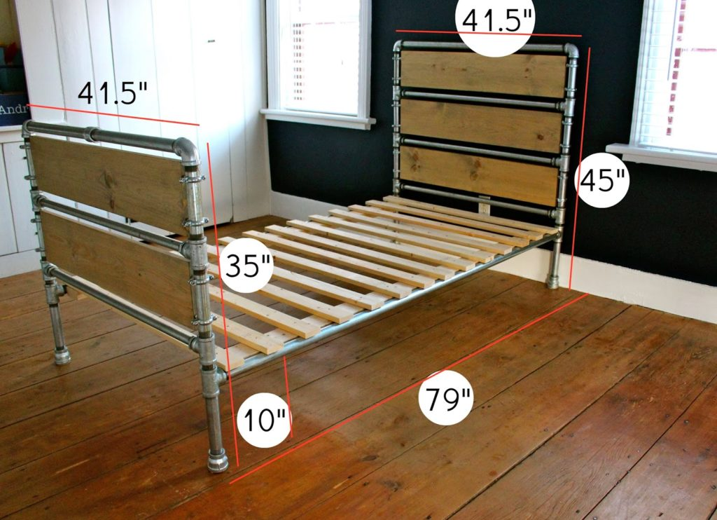 What Are The Dimensions Of Two Twin Beds Together