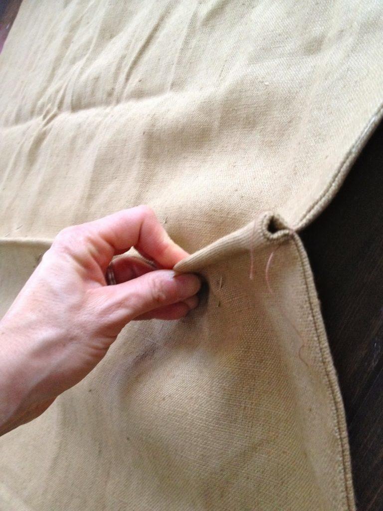 pocket for dowel