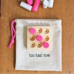 """T"" is for Tic Tac Toe Party Favors"