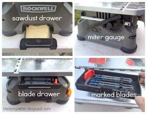 rockwell bladerunner specifications